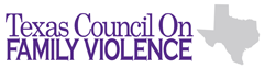 Logo of the Texas Council on Family Violence